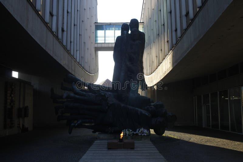 Μουσείο της σλοβάκικης εθνικής έγερσης, Banska Bystrica στοκ εικόνα
