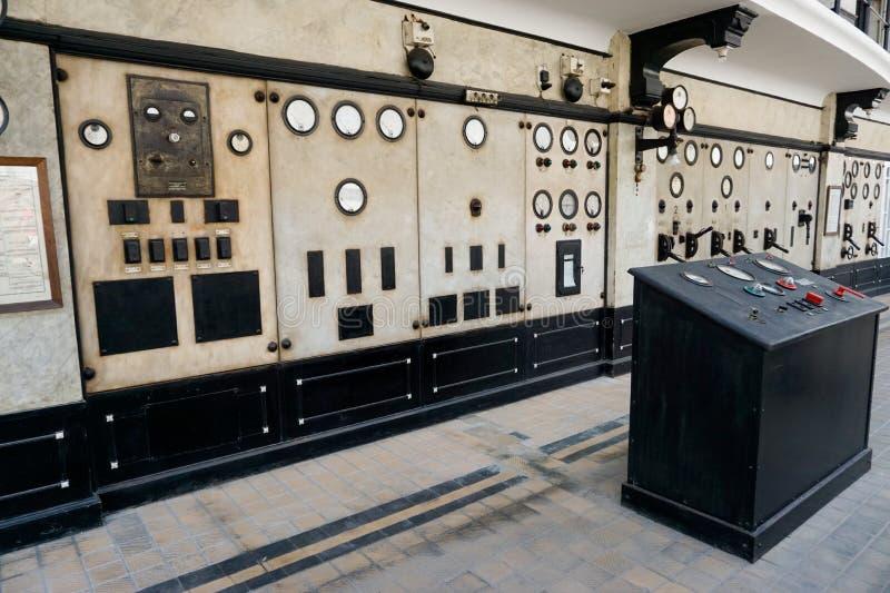 Μουσείο του ηλεκτρικού αυτοκινήτου στο Πόρτο στοκ φωτογραφία με δικαίωμα ελεύθερης χρήσης