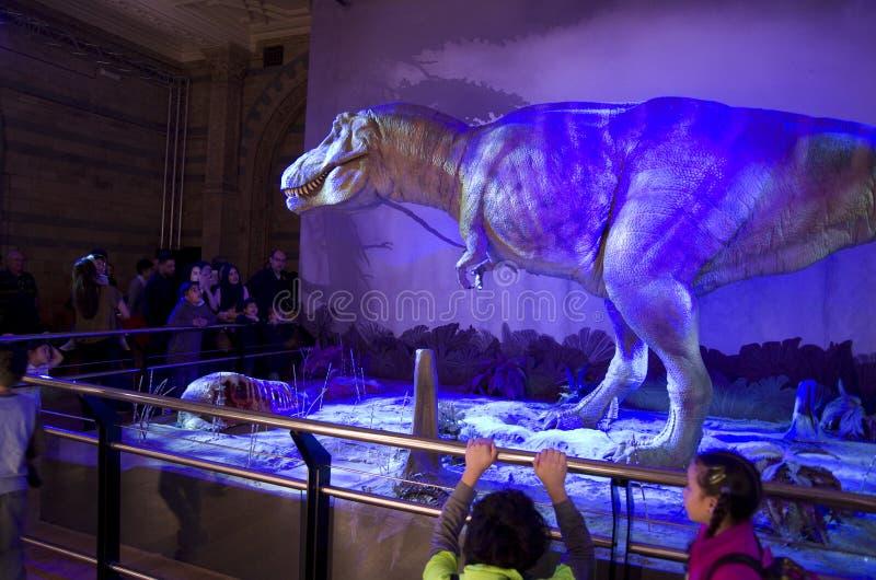 μουσείο του Λονδίνου &iota στοκ φωτογραφία με δικαίωμα ελεύθερης χρήσης