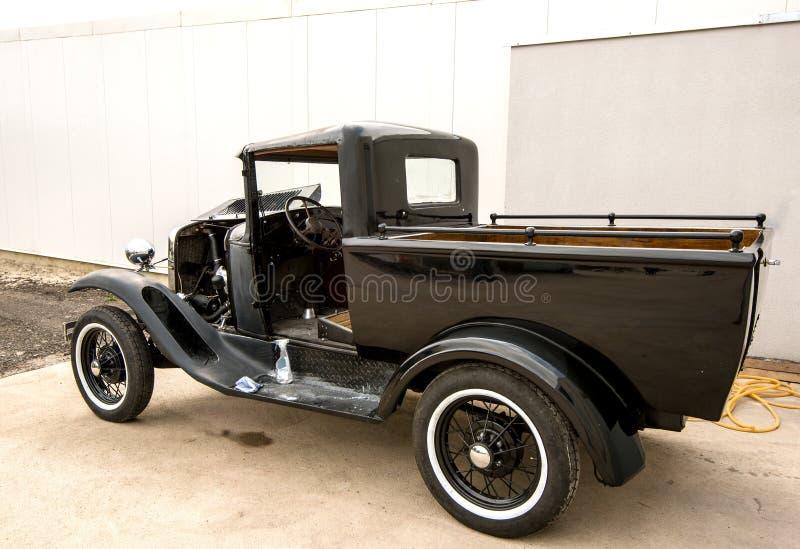 Μουσείο των παλαιών σοβιετικών αυτοκινήτων στοκ εικόνες με δικαίωμα ελεύθερης χρήσης