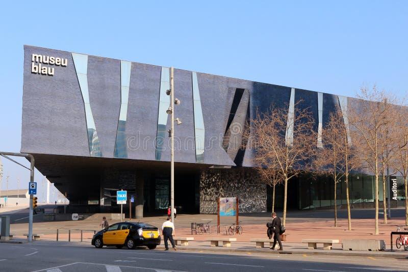 Μουσείο φυσικής επιστήμης Blau Museu στοκ εικόνες με δικαίωμα ελεύθερης χρήσης