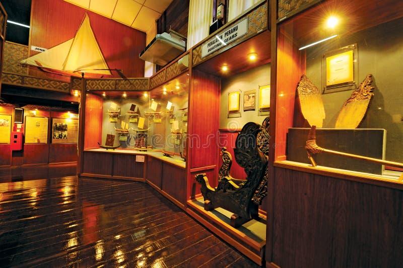 Μουσείο ψαράδων Balau Tanjung στοκ εικόνα με δικαίωμα ελεύθερης χρήσης