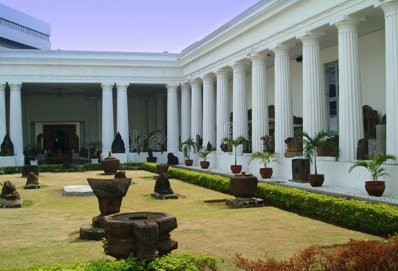 μουσείο 01 εθνικό στοκ εικόνες