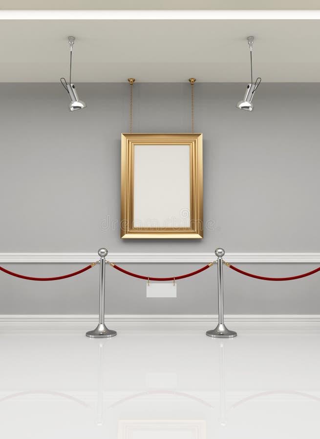 μουσείο Στοκ Φωτογραφία