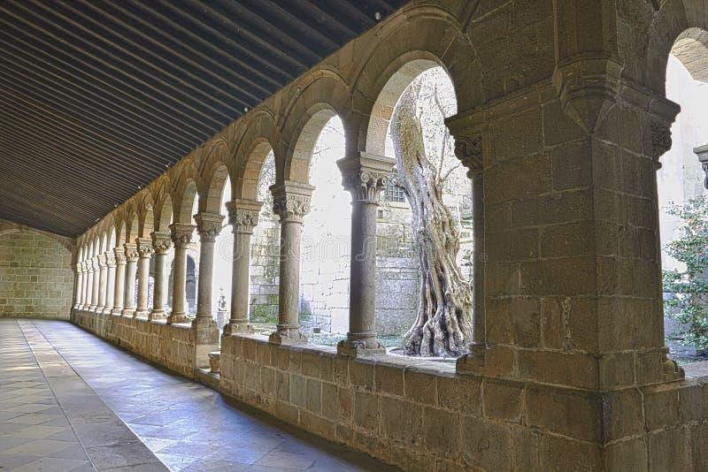 Μουσείο Alberto Sampaio, Guimaraes στοκ φωτογραφία