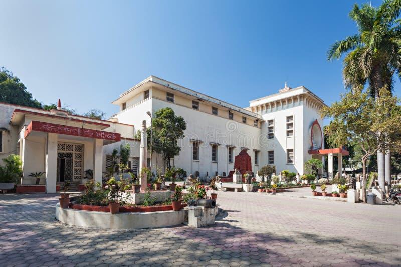 Μουσείο Cenral Indore στοκ φωτογραφίες