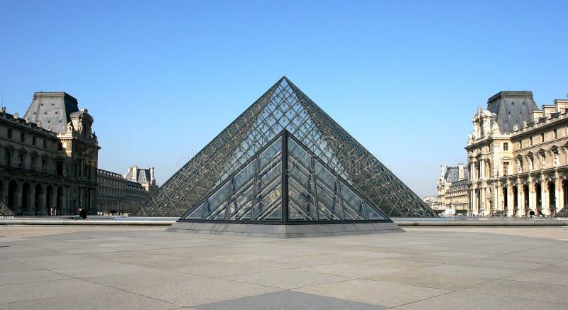 μουσείο du louvre στοκ εικόνες