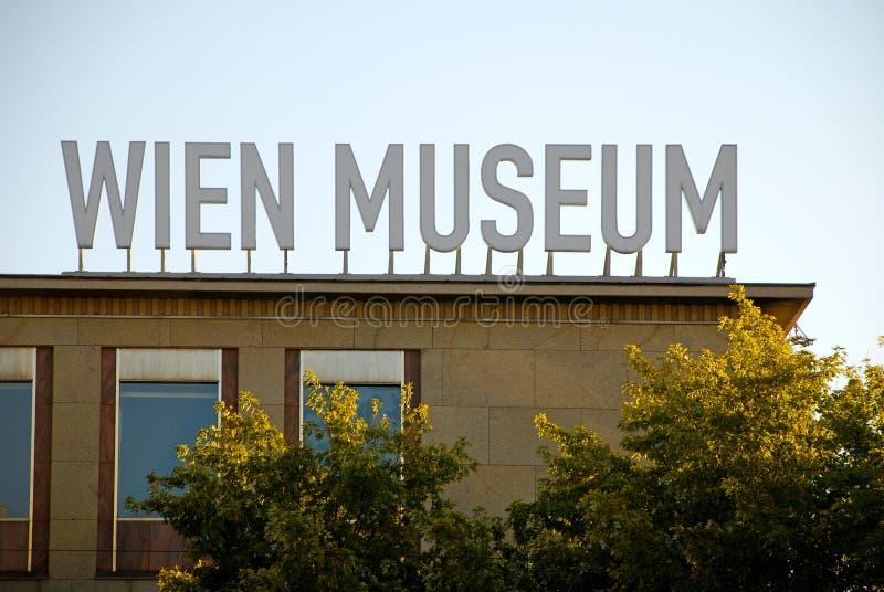 Μουσείο Karlsplatz, Βιέννη Wien στοκ εικόνες με δικαίωμα ελεύθερης χρήσης