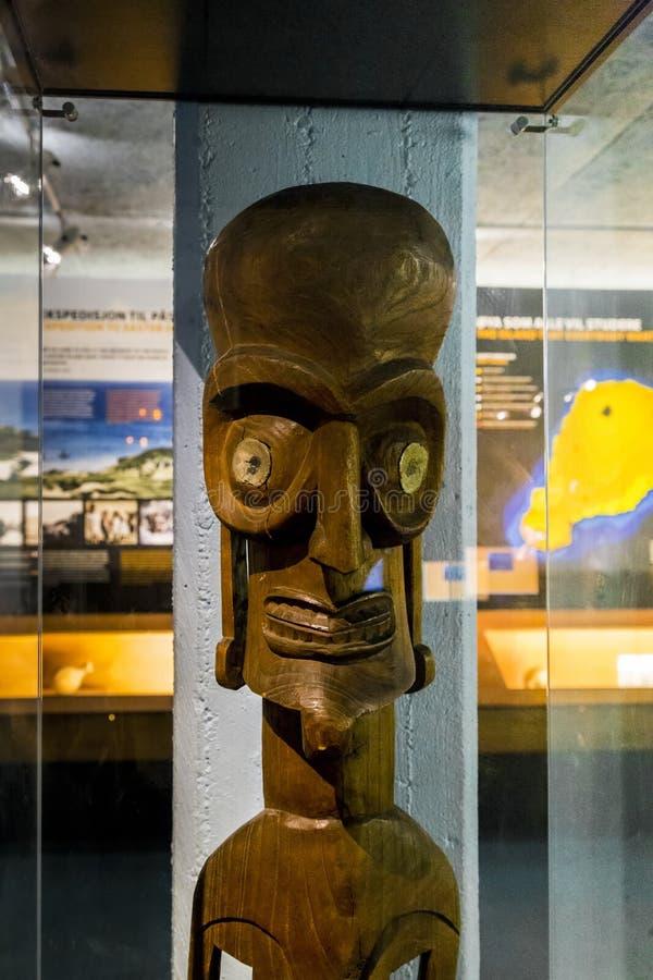Μουσείο kon-Tiki στο Όσλο στοκ εικόνες με δικαίωμα ελεύθερης χρήσης