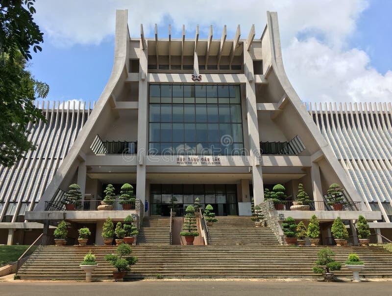 Μουσείο LAK Dak, πόλη Buon μΑ Thuot, Βιετνάμ στοκ φωτογραφίες με δικαίωμα ελεύθερης χρήσης