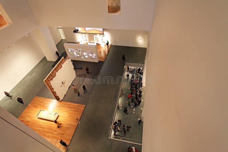 Μουσείο Moma, Νέα Υόρκη, ΗΠΑ στοκ φωτογραφία