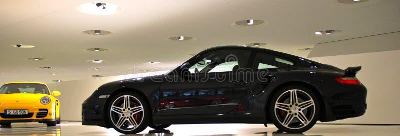μουσείο Porsche στοκ φωτογραφία με δικαίωμα ελεύθερης χρήσης