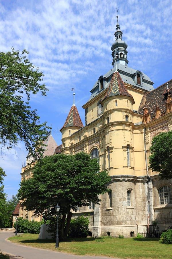 Μουσείο Vajdahunyad στη Βουδαπέστη, Ουγγαρία στοκ εικόνες