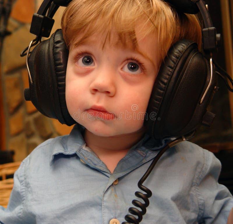 μουσική αγοριών στοκ εικόνες με δικαίωμα ελεύθερης χρήσης