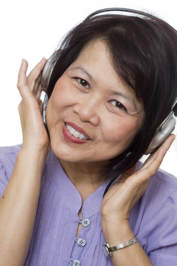 μουσική ακούσματος στοκ φωτογραφία με δικαίωμα ελεύθερης χρήσης