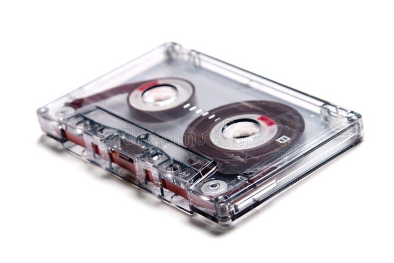 μουσική κασετών παλαιά στοκ εικόνες