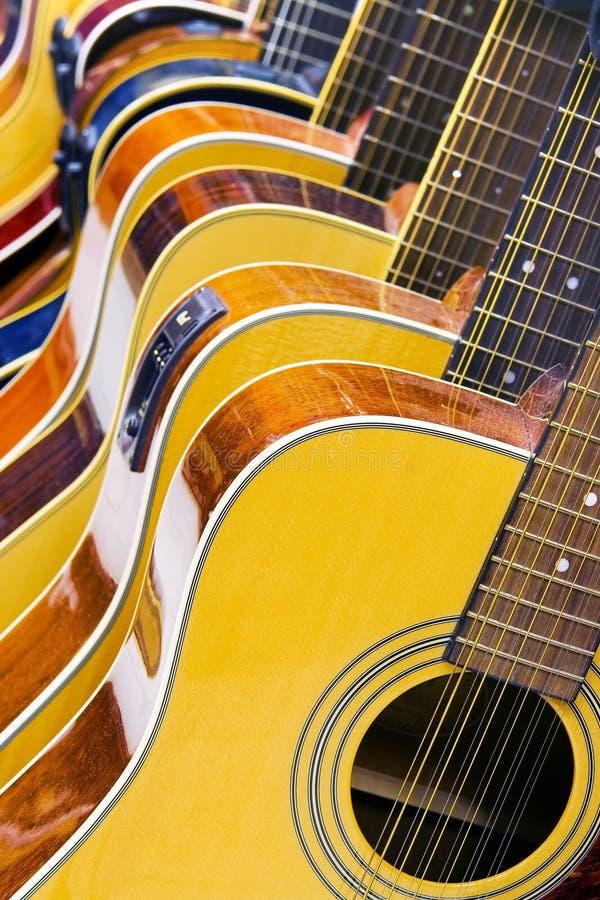 μουσική μερών στοκ φωτογραφίες