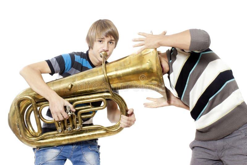 μουσική τοκετού στοκ φωτογραφία με δικαίωμα ελεύθερης χρήσης