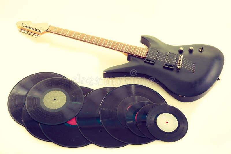 Μουσικό να βρεθεί εξοπλισμού έτοιμο να χρησιμοποιήσει στοκ εικόνες