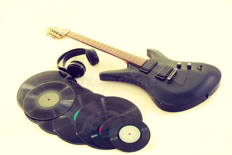 Μουσικό να βρεθεί εξοπλισμού έτοιμο να χρησιμοποιήσει στοκ φωτογραφίες με δικαίωμα ελεύθερης χρήσης