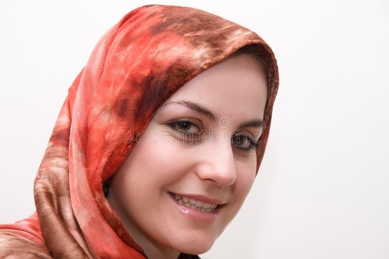 Download μουσουλμανική γυναίκα &o στοκ εικόνες. εικόνα από τουρμπάνι - 13182508