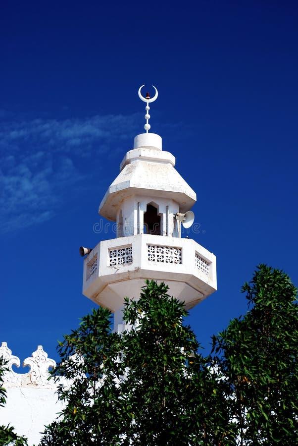 μουσουλμανικό τέμενος π στοκ εικόνες