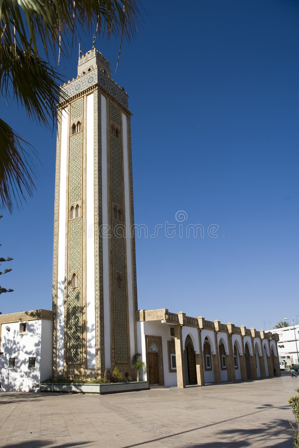 μουσουλμανικό τέμενος της Αιγύπτου στοκ εικόνες με δικαίωμα ελεύθερης χρήσης