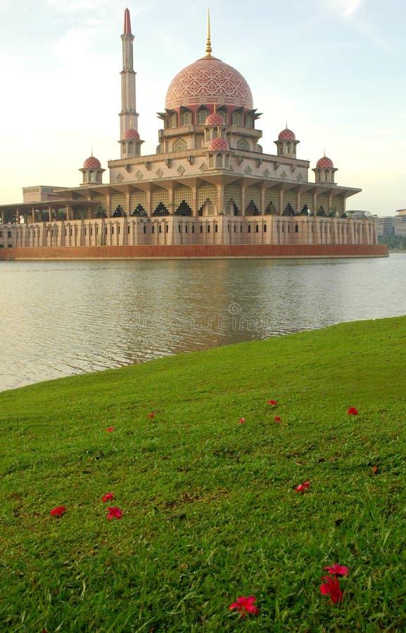 μουσουλμανικό τέμενος της Μαλαισίας στοκ εικόνες
