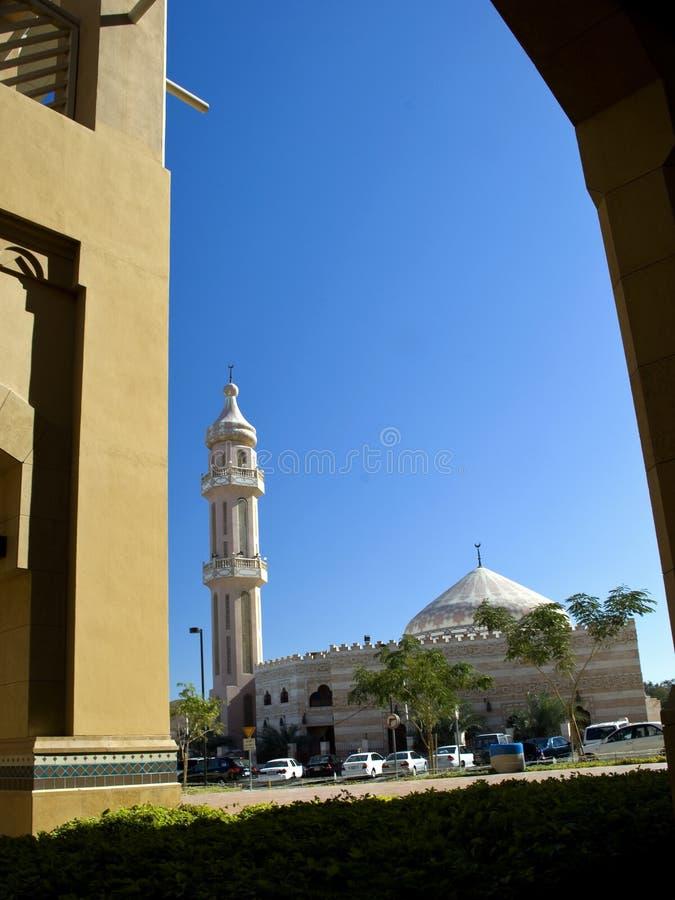 μουσουλμανικό τέμενος 2 στοκ φωτογραφία με δικαίωμα ελεύθερης χρήσης