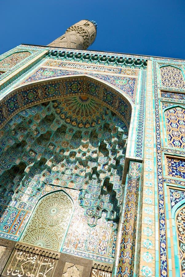 μουσουλμανικό τέμενος &Iot στοκ εικόνες