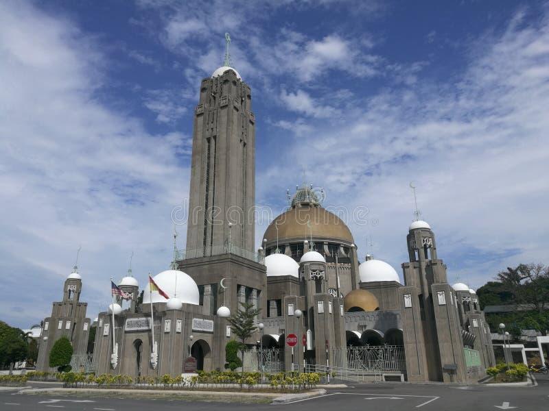 Μουσουλμανικό τέμενος klang Μαλαισία στοκ φωτογραφίες
