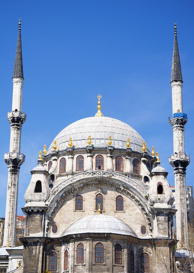 Μουσουλμανικό τέμενος Nusretiye στοκ φωτογραφίες με δικαίωμα ελεύθερης χρήσης