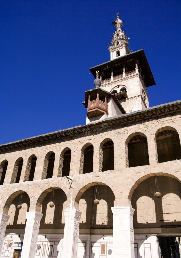 Download μουσουλμανικό τέμενος umay στοκ εικόνες. εικόνα από δαμασκός - 13182070