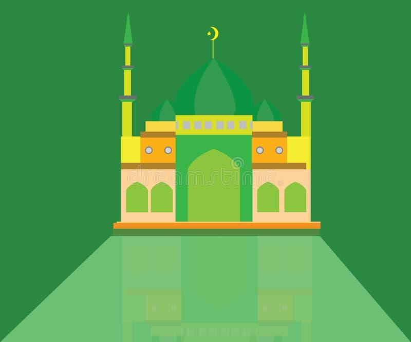 μουσουλμάνος ελεύθερη απεικόνιση δικαιώματος
