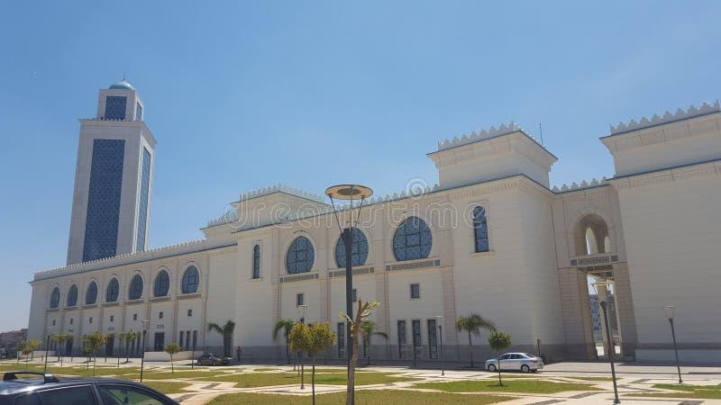 Μουσουλμανικό τέμενος του Οράν στοκ φωτογραφία με δικαίωμα ελεύθερης χρήσης