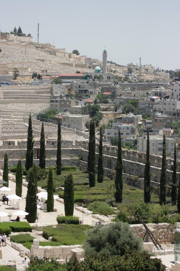 Μουσουλμανικό τέμενος Al Aqsa στοκ εικόνες με δικαίωμα ελεύθερης χρήσης
