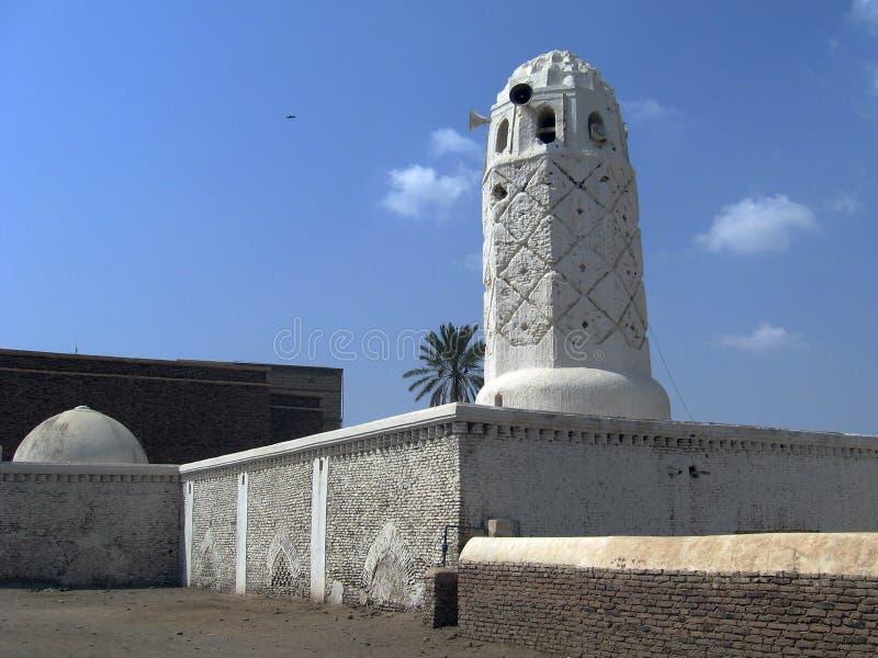 Μουσουλμανικό τέμενος Al-Ashaeerah στοκ εικόνες με δικαίωμα ελεύθερης χρήσης