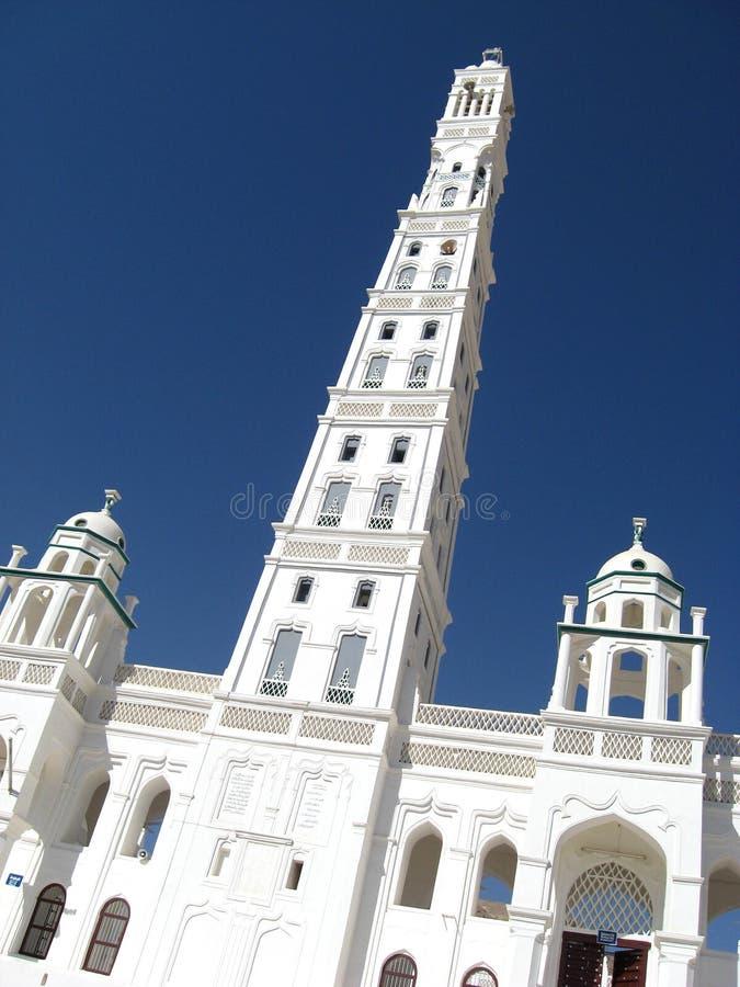 Μουσουλμανικό τέμενος Al-Mehdhar στοκ φωτογραφία με δικαίωμα ελεύθερης χρήσης
