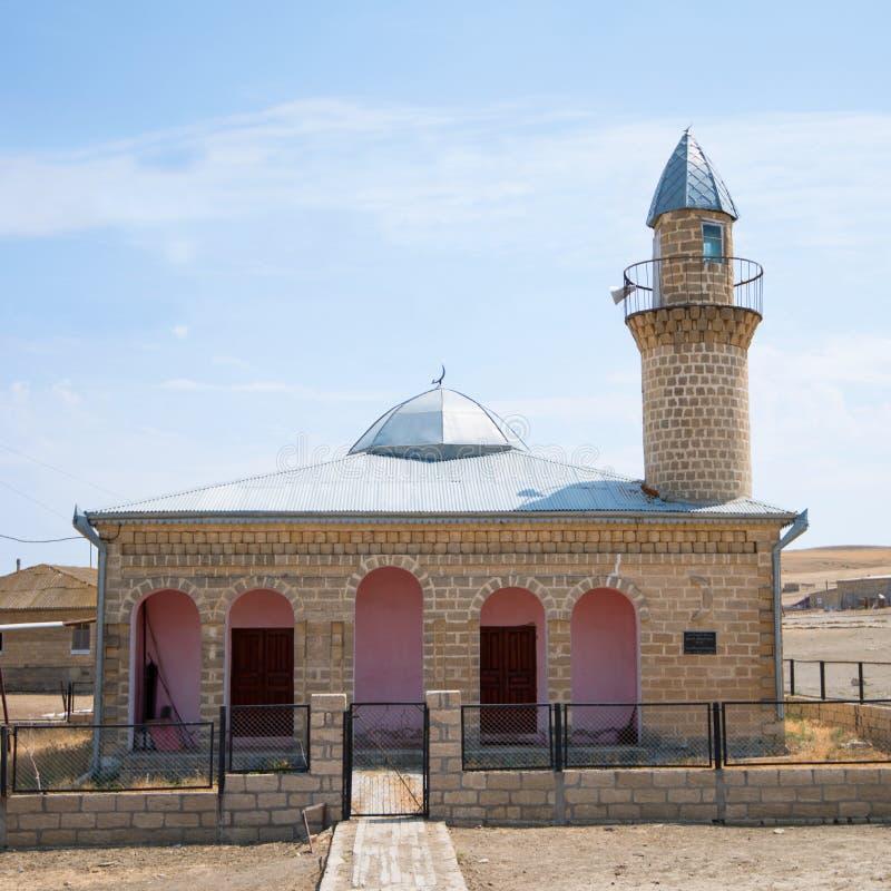 Μουσουλμανικό τέμενος Arabshahverdi στοκ εικόνες με δικαίωμα ελεύθερης χρήσης