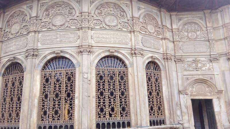 Μουσουλμανικό τέμενος Azhar στοκ φωτογραφίες