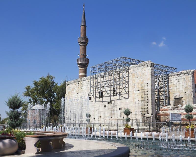 Μουσουλμανικό τέμενος Bayram Hadji στοκ φωτογραφίες με δικαίωμα ελεύθερης χρήσης
