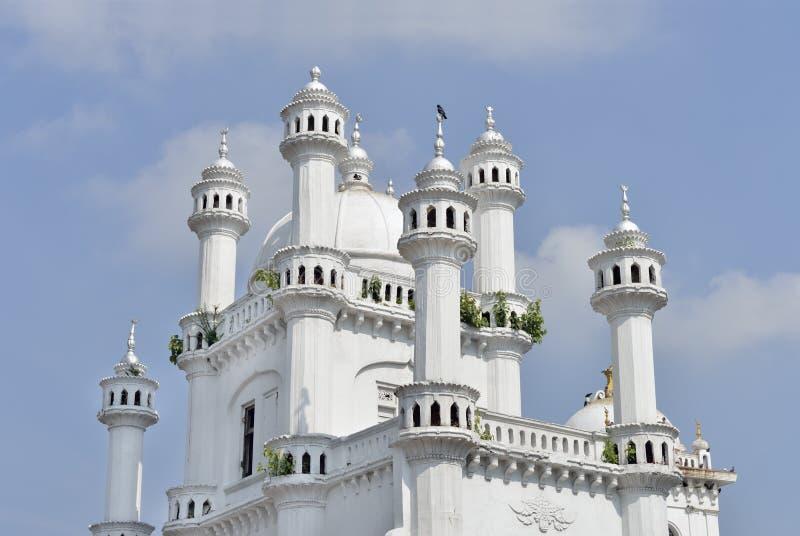 Μουσουλμανικό τέμενος Dewatagaha, Colombo, Σρι Λάνκα στοκ φωτογραφίες