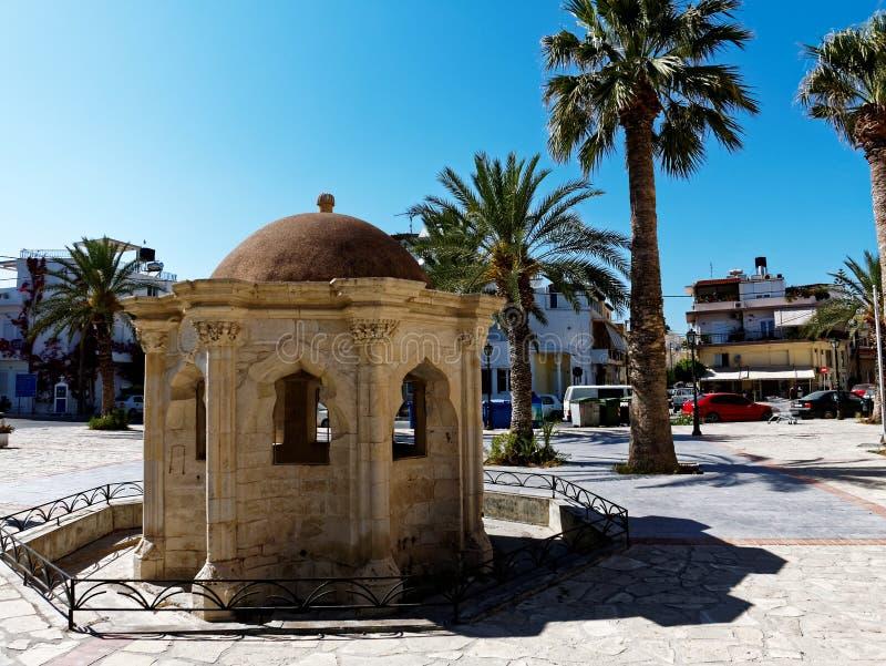 Μουσουλμανικό τέμενος Ierapetra στοκ φωτογραφία με δικαίωμα ελεύθερης χρήσης