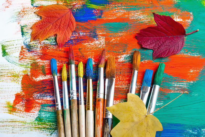 Download Μολύβια χρώματος στοκ εικόνες. εικόνα από και, χρώμα - 62724478