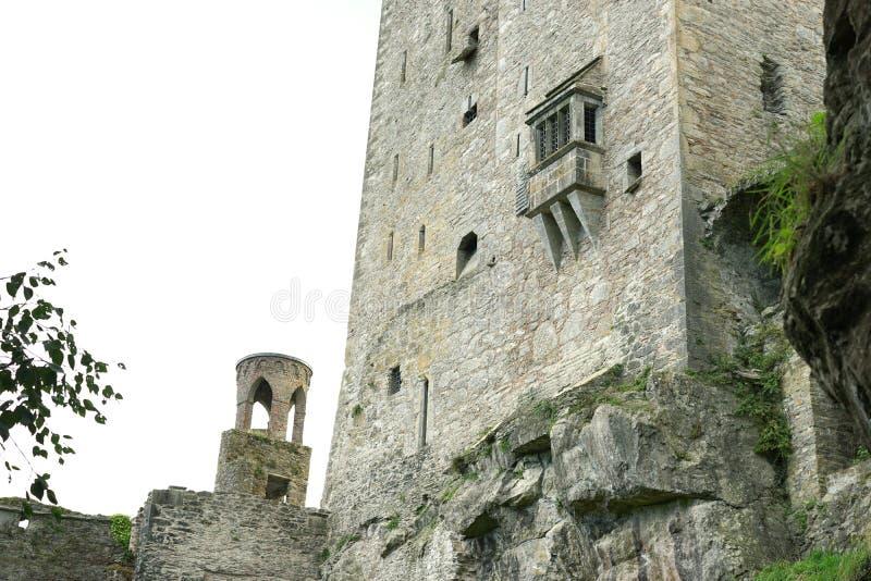Μπαλκόνι της Juliet που χτίζεται στο δυνατό κάστρο στοκ φωτογραφία με δικαίωμα ελεύθερης χρήσης