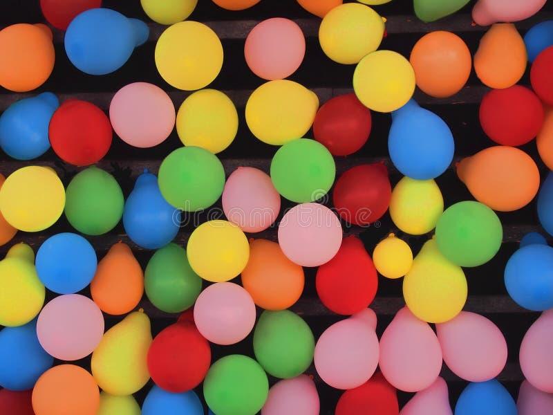Μπαλόνια για βελών στοκ φωτογραφία με δικαίωμα ελεύθερης χρήσης