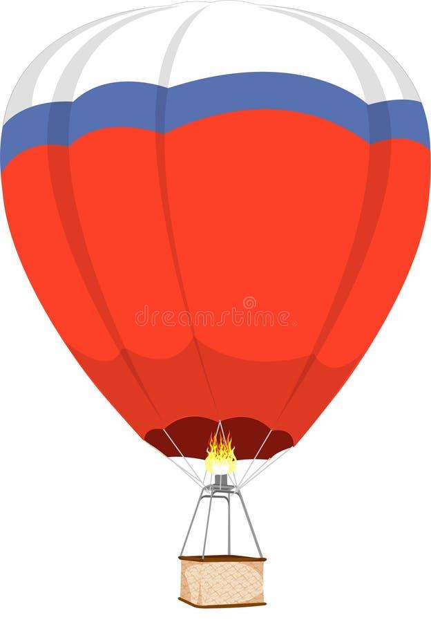 μπαλόνι αέρα καυτό απεικόνιση αποθεμάτων