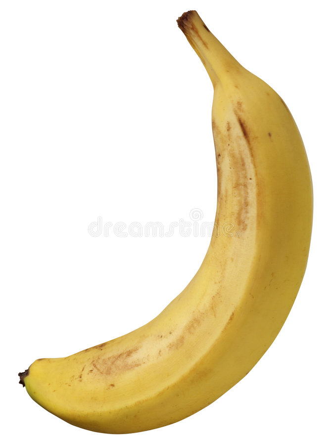 Download μπανάνα στοκ εικόνα. εικόνα από κίτρινος, επιδόρπιο, γεύμα - 380799