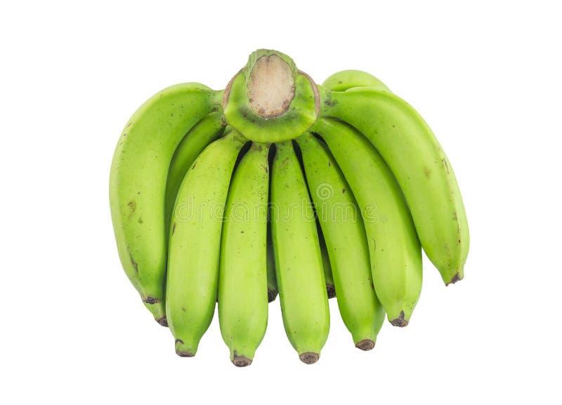 μπανάνες ακατέργαστες στοκ εικόνα