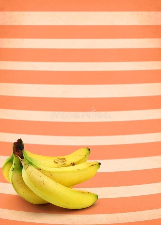 μπανάνες ανασκόπησης αναδ στοκ φωτογραφία με δικαίωμα ελεύθερης χρήσης
